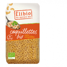 ELIBIO COQUILLETTES DEMI COMPLETES 500G