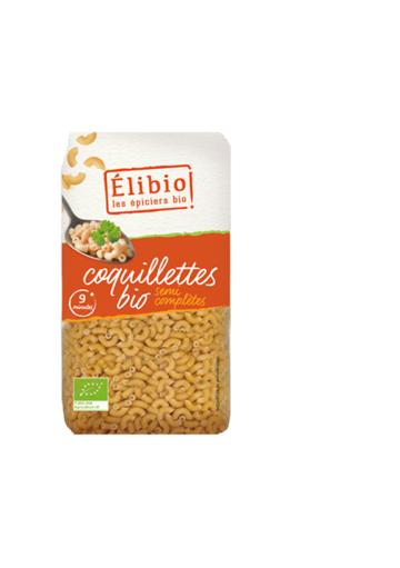 ELIBIO COQUILLETTES DEMI COMPLETES 500G