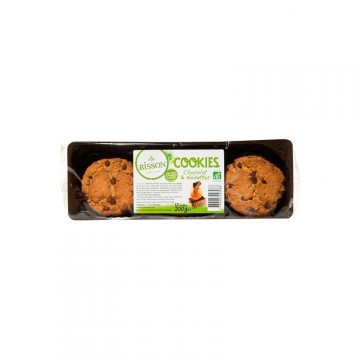 ABBE BISSON COOKIES CHOCOLAT NOISETTES 2