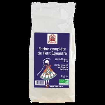CELNAT FARINE DE PETIT EPEAUTRE COMP 500