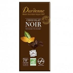 DARDENNE CHOCOLAT NOIR 180G