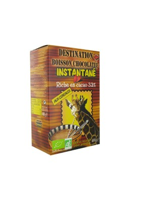 DESTINATION CHOCOLAT INSTANT CACAOTE 32%