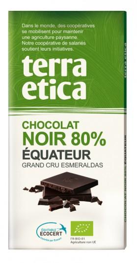 CAFE MICHEL CHOCOLAT NOIR 80% EQUATEUR 2