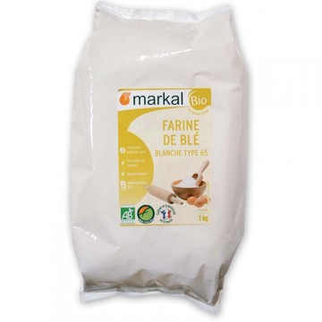 MARKAL FARINE DE BLE T65 1KG