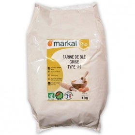 MARKAL FARINE DE BLE T110 1KG