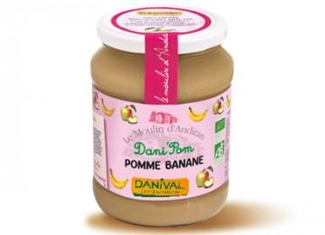 DANIVAL DANI POMME/BANANES 700G