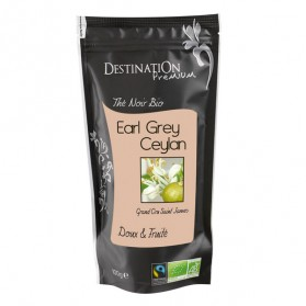 DESTINATION CAFE THE NOIR EARL GREY 100G