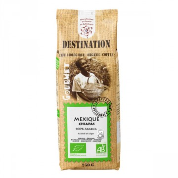 DESTINATION CAFE CAFE MEXIQUE CHIAPAS250