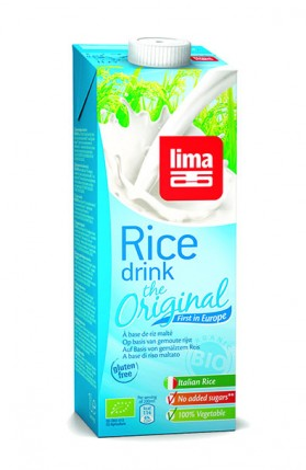 LIMA RICE DRINK ORIGINAL LITRE