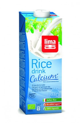 LIMA RICE DRINK CALCIUM 1 L