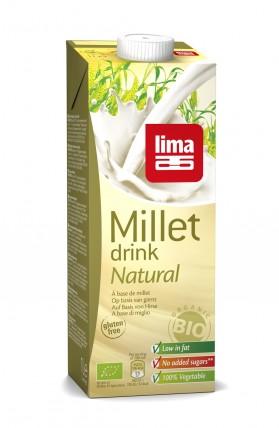 LIMA DRINK MILLET NATURAL 1L