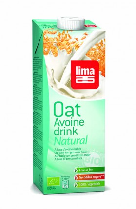 LIMA OAT DRINK NATURAL LITRE