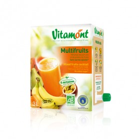 VITAMONT LUS MULTIVITAMINE BAG IN BOX 3L