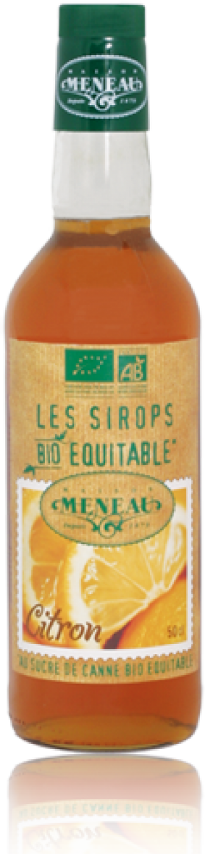 MENEAU SIROP CITRON 50CL
