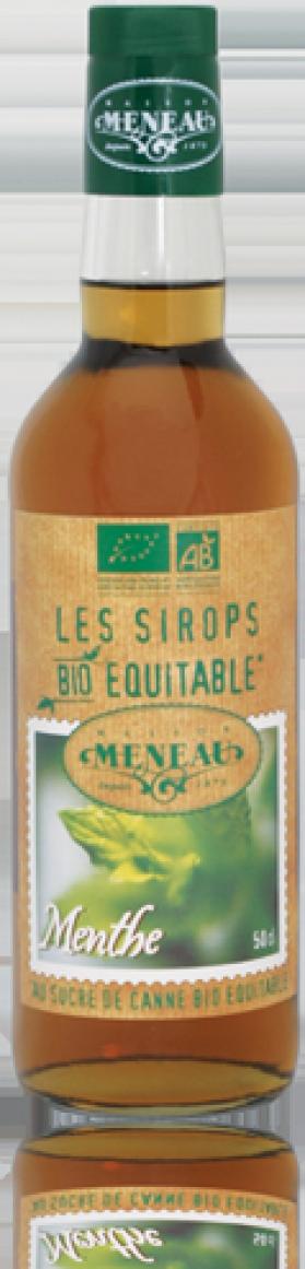 MENEAU SIROP MENTHE 50CL
