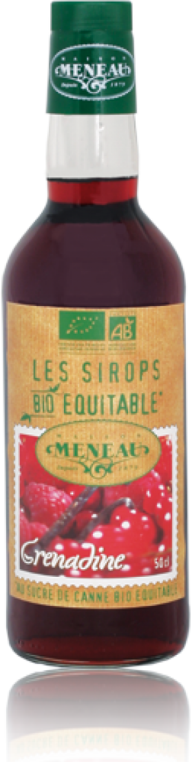 MENEAU SIROP GRENADINE50 CL
