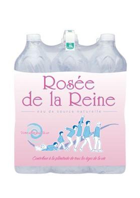 ROSEE DE LA REINE EAU MINERALE 1.5L