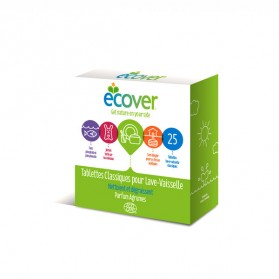 ECOVER TABLETTES LAVE VAISSELLE 500G