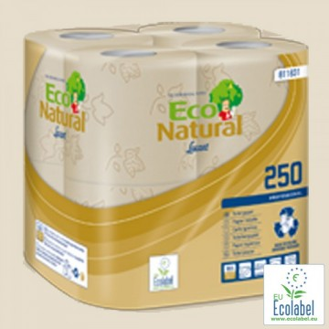 ECO NATURAL PAPIER TOILETTE 8ROULEAUX