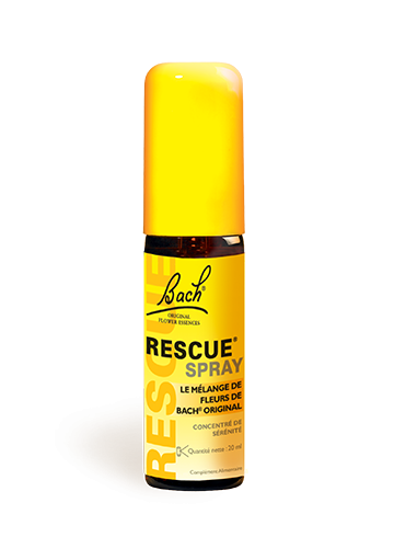 FLEUR DE BACH RESCUE SPRAY 20ML