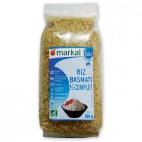 MARKAL RIZ BASMATI 1/2 COMPLET 500G