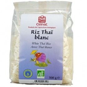 CELNAT RIZ LONG THAI BLANC 500G