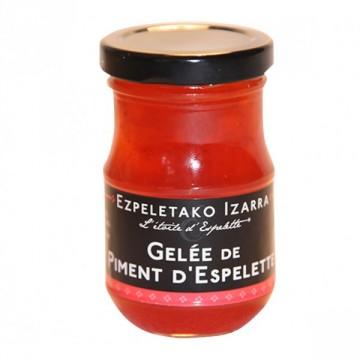 EZPELETAKO IZARRA GELEE DE PIMENT D ESPE