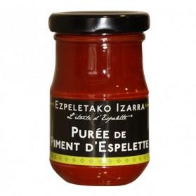 EZELETAKO IZARRA PUREE DE PIMENT D ESPEL