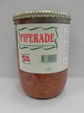 Piperade souletine Hoberena 750g