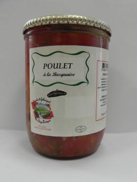 Poulet basquaise Hoberena 750g