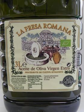 Huile d'olive 3L