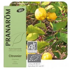 Huile essentielle Citronnier Pranarom 10mL