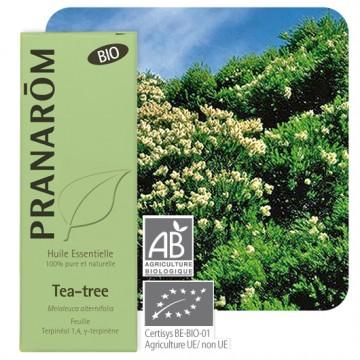 Huile essentielle Tea tree Pranarom 10 mL