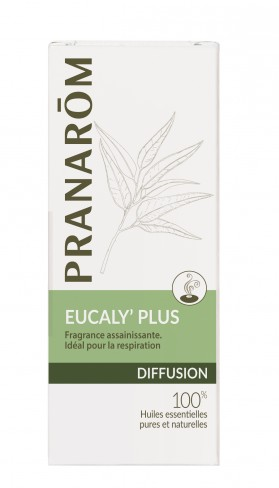 Mélange diffusion Eucalyplus Pranarom 30mL