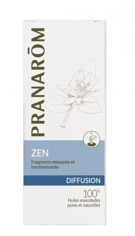 Mélange diffusion Zen Pranarom 30 mL