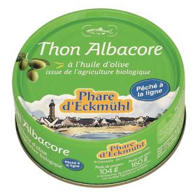 PHARE D'ECKMULH THON ALBACORE HUILE OLI