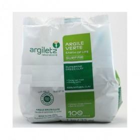 Argile verte surfine Argiletz 1kg