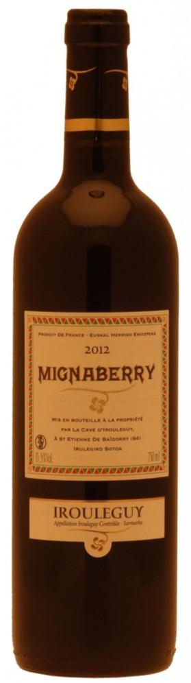 Domaine de Mignaberry vin rouge Irouleguy 75 cL