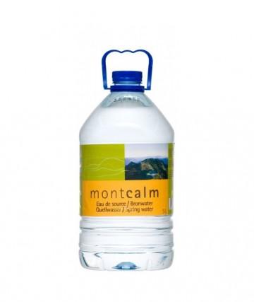 Eau Montcalm 5L bidon