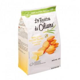 Les recettes de Céliane Moelleux citrons