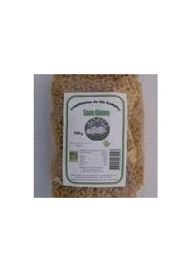 Coquillettes de riz semi-complet