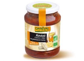 Raviolis chèvre miel 670g