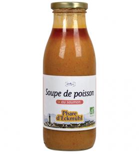 Soupe de poisson Phare d'Eckmül
