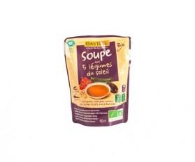 Danival Soupe 5 légumes du soleil