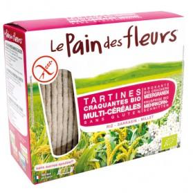 Pain des Fleurs multi-céréales 150g
