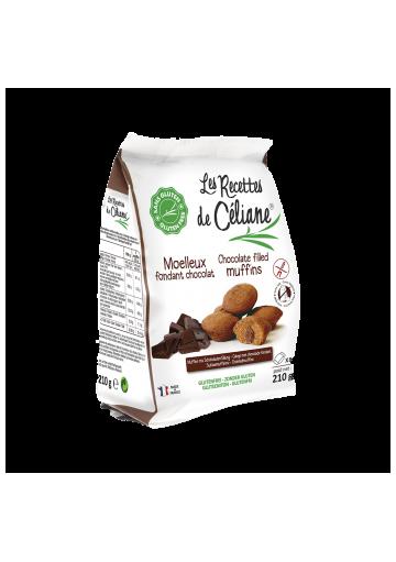Les recettes de Céliane moelleux fondant chocolat sans gluten