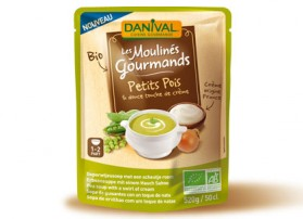 DANIVAL MOULINE GOURMAND PETITS POIS 50C