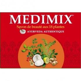 Medimix savon Ayurvédique 18 plantes - 125g