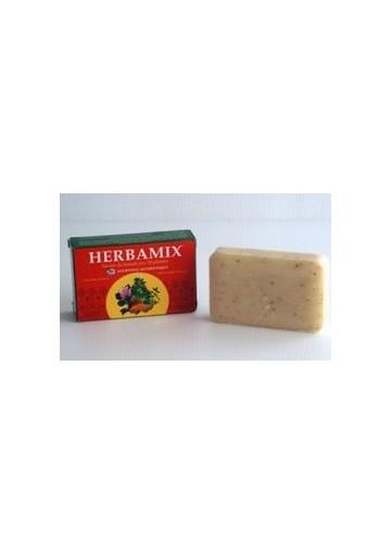Herbamix savon Ayurvédique aux 30 plantes - 125g