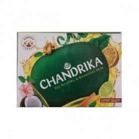 Chandrika savon Ayurvédique aux huiles essentielles -125g